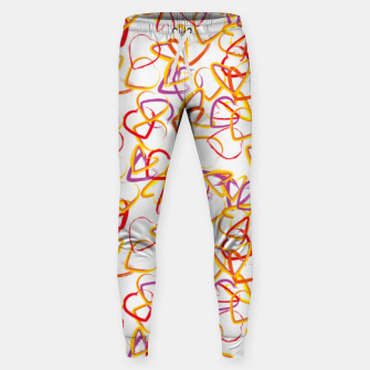 Thumbnail image of Hearts Sweatpants, Live Heroes