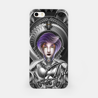 Thumbnail image of The Beauty Of Trilia MTron GS Portrait SCP iPhone Case, Live Heroes