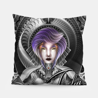Thumbnail image of The Beauty Of Trilia MTron GS Portrait SCP Pillow, Live Heroes