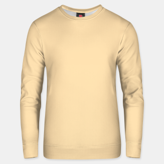 Thumbnail image of color navajo white Unisex sweater, Live Heroes