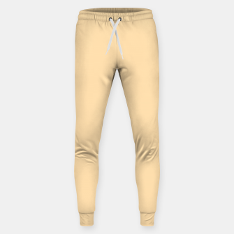 Thumbnail image of color navajo white Sweatpants, Live Heroes