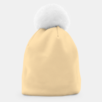 Miniatur color navajo white Beanie, Live Heroes