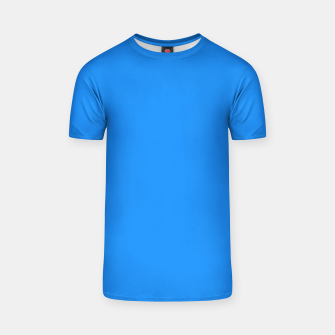 Thumbnail image of color dodger blue T-shirt, Live Heroes