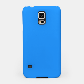 Miniaturka color dodger blue Samsung Case, Live Heroes