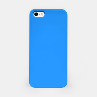 Imagen en miniatura de color dodger blue iPhone Case, Live Heroes
