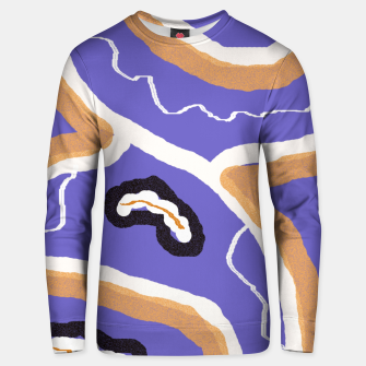 Thumbnail image of Abstract art 1 Unisex sweater, Live Heroes