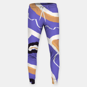 Thumbnail image of Abstract art 1 Sweatpants, Live Heroes
