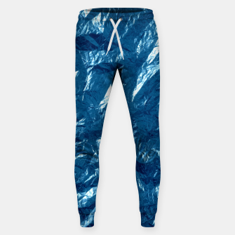 Thumbnail image of Wrinkled glitter paper Sweatpants, Live Heroes