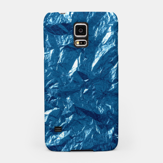 Thumbnail image of Wrinkled glitter paper Samsung Case, Live Heroes