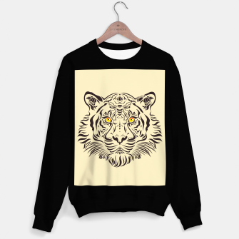 Miniaturka Tiger in danger by #Bizzartino Sweater regular, Live Heroes