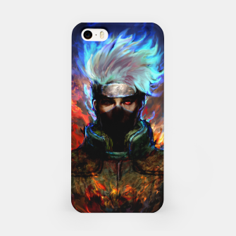 kakashi iPhone Case obraz miniatury