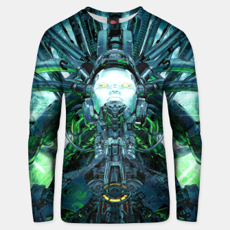 Thumbnail image of Artificial Angel Unisex sweater, Live Heroes