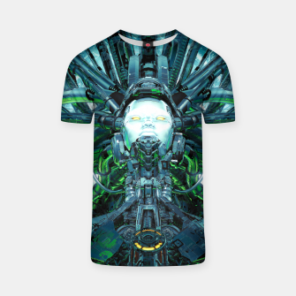 Thumbnail image of Artificial Angel T-shirt, Live Heroes