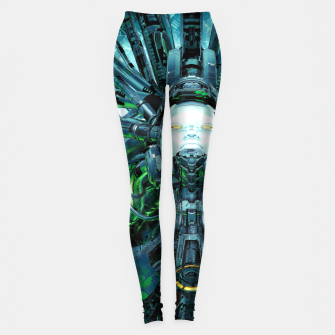 Miniatur Artificial Angel Leggings, Live Heroes