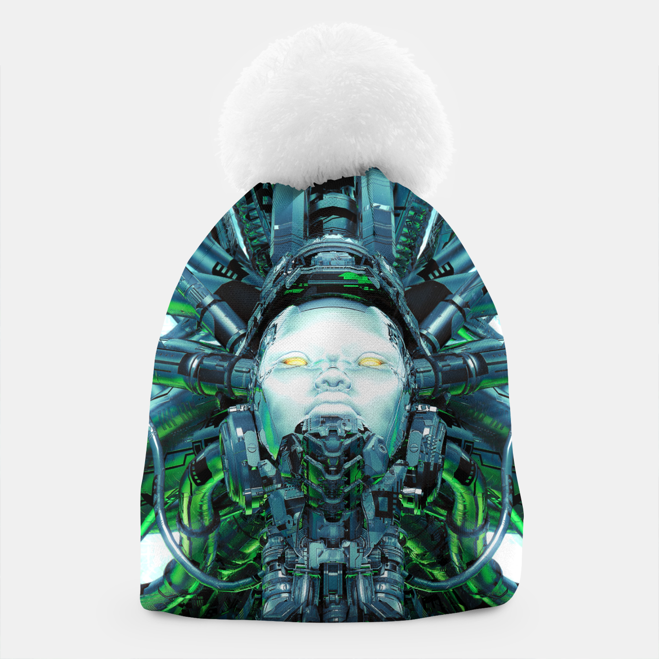 Image of Artificial Angel Beanie - Live Heroes