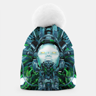 Thumbnail image of Artificial Angel Beanie, Live Heroes