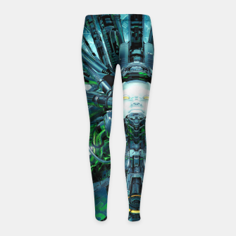 Thumbnail image of Artificial Angel Girl's leggings, Live Heroes
