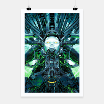 Thumbnail image of Artificial Angel Poster, Live Heroes