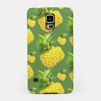 Thumbnail image of Pineapple Pattern Design Samsung Case, Live Heroes