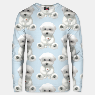 Thumbnail image of Cuddle Time Unisex sweater, Live Heroes