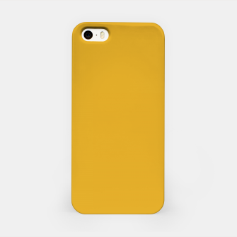 Thumbnail image of color goldenrod iPhone Case, Live Heroes