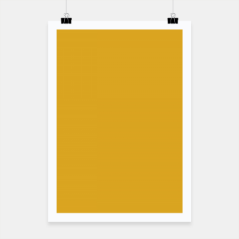Thumbnail image of color goldenrod Poster, Live Heroes