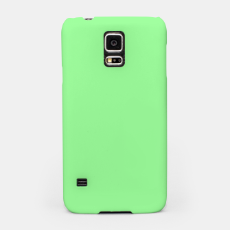 Miniaturka color pale green Samsung Case, Live Heroes