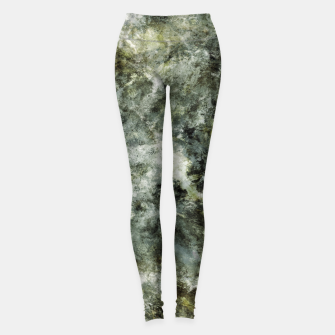 Thumbnail image of Hidden wolves Leggings, Live Heroes