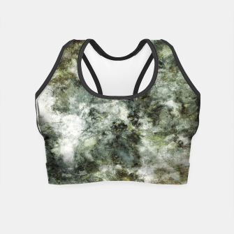 Thumbnail image of Hidden wolves Crop Top, Live Heroes