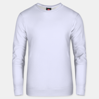 Thumbnail image of color lavender Unisex sweater, Live Heroes