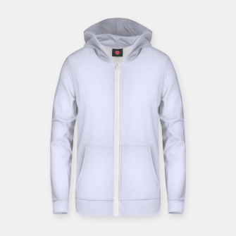 Miniaturka color lavender Zip up hoodie, Live Heroes