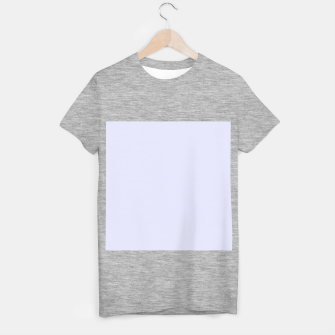 Thumbnail image of color lavender T-shirt regular, Live Heroes
