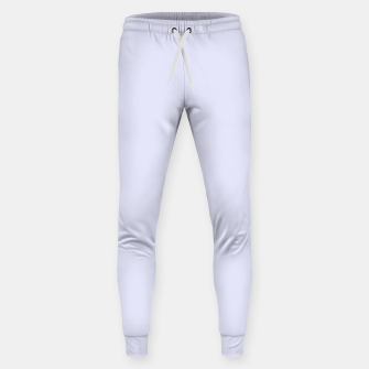 Thumbnail image of color lavender Sweatpants, Live Heroes