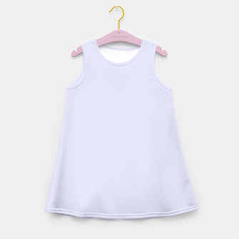Thumbnail image of color lavender Girl's summer dress, Live Heroes