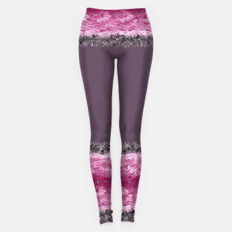 Thumbnail image of Pink fluff Leggings, Live Heroes