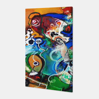 Thumbnail image of Abstract art no 2 Canvas, Live Heroes