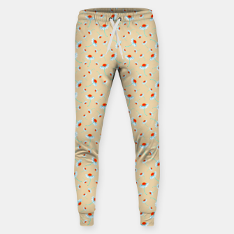 Thumbnail image of Chamomile Blooms Sweatpants, Live Heroes