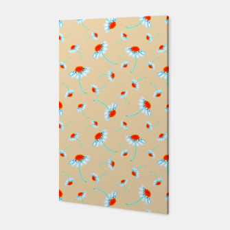 Thumbnail image of Chamomile Blooms Canvas, Live Heroes