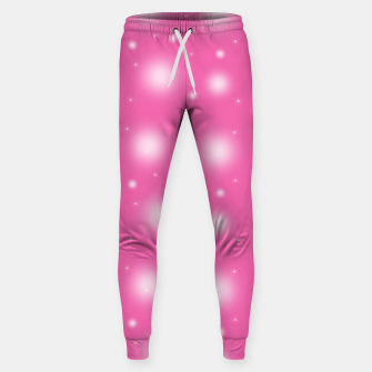 Thumbnail image of Pink bubbles Sweatpants, Live Heroes