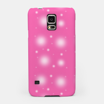 Thumbnail image of Pink bubbles Samsung Case, Live Heroes