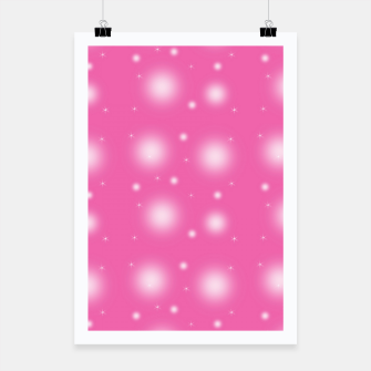 Thumbnail image of Pink bubbles Poster, Live Heroes