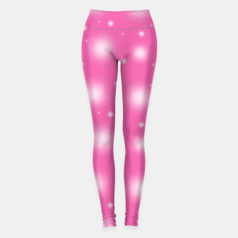 Thumbnail image of Pink bubbles Leggings, Live Heroes