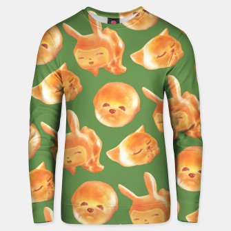 Thumbnail image of The Soul Of Bread Unisex sweater, Live Heroes