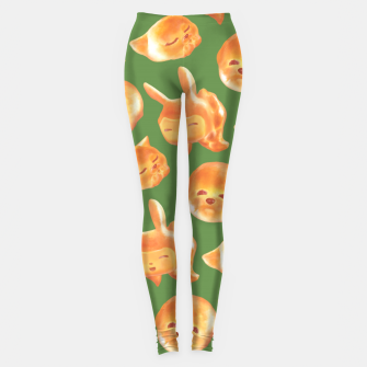 Thumbnail image of The Soul Of Bread Leggings, Live Heroes