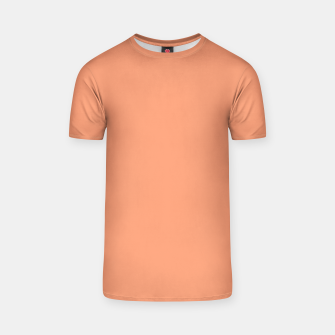 Thumbnail image of color light salmon T-shirt, Live Heroes