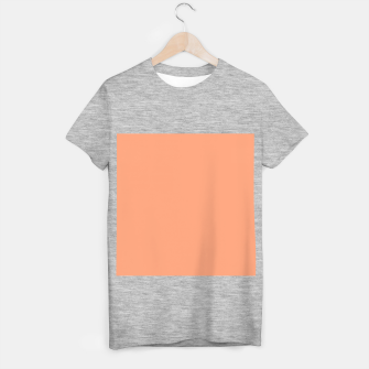 Thumbnail image of color light salmon T-shirt regular, Live Heroes