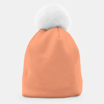 Miniature de image de color light salmon Beanie, Live Heroes