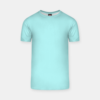 Miniaturka color pale turquoise T-shirt, Live Heroes