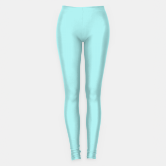 Thumbnail image of color pale turquoise Leggings, Live Heroes