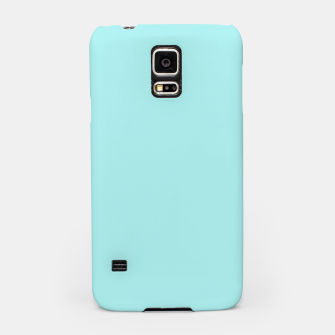 Thumbnail image of color pale turquoise Samsung Case, Live Heroes